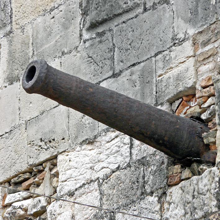 Història de Catalunya. Despuig.Col-loquis de la insigne ciutat de Tortosa. Canó palau Bisbe
