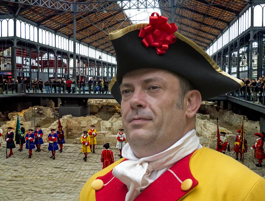 Història de Catalunya. Nicolau Martín. Coronela de Barcelona