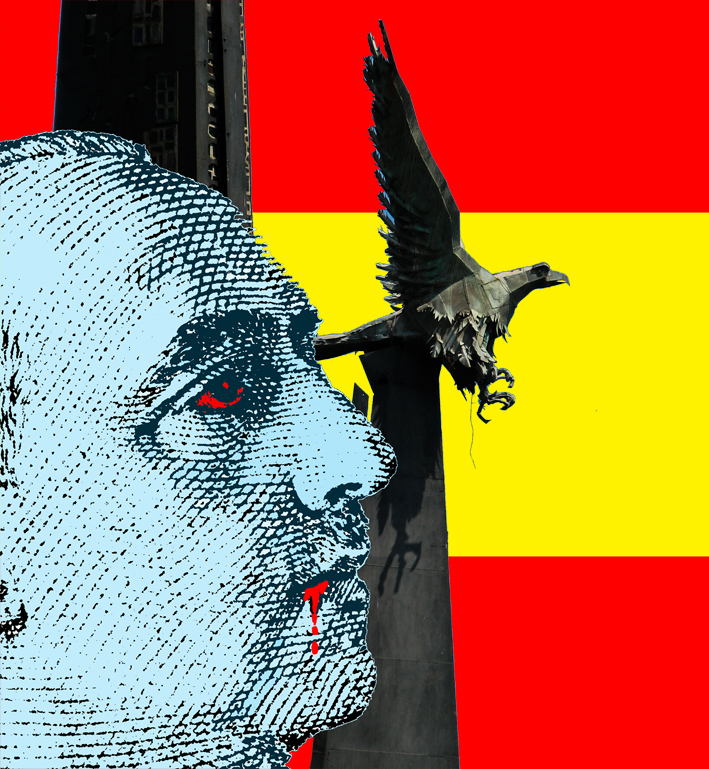 Història de Catalunya. Tortosa. Franco vampir